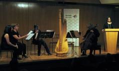 Este sábado, concierto extraordinario de primavera a cargo de la Agrupación Camerística Isolda