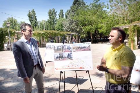 El Ayuntamiento invertirá un millón de euros en la mejora del parque de San Roque