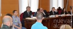 La acusación del juicio al guardia civil cambia la petición de asesinato por la de homicidio doloso