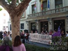 Guadalajara protesta también por la libertad provisional de
