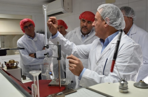 La Junta destinará en esta legislatura 170 millones de euros a la modernización del sector agroalimentario a través de las ayudas FOCAL