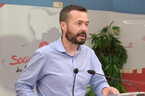 """Escudero: """"Las políticas del Gobierno de García-Page han logrado reducir a la mitad la tasa de pobreza severa"""""""