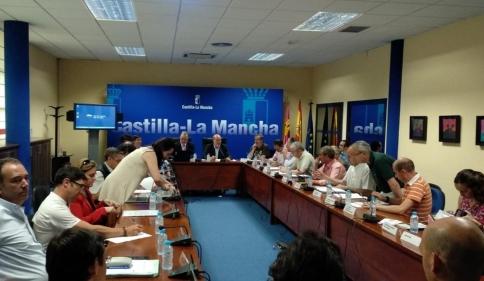 Visto bueno del Gobierno regional al código de buenas prácticas de la actividad minera de Castilla-La Mancha