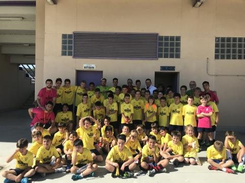 El Campus SuperMegacracks espera a Vicente del Bosque en su segunda semana