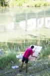 El XVI Concurso de Pintura Rápida 'Villa de Trillo' se celebra este domingo e incluirá un Premio Provincial