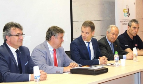 El Gobierno regional ensalza el trabajo del Grupo de Investigación Espacial de la UAH y destaca el apoyo a la I+D+i recuperado en esta legislatura
