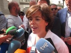 Santamaría confirma una reunión
