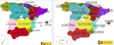 El Ministerio de Agricultura 'saca' a Guadalajara de Castilla-La Mancha