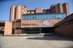 Diputación quiere renovar el San José con ayudas de la Junta para ahorro y eficiencia energética