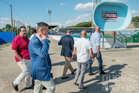 El Club Deportivo Guadalajara será gestionado, provisionalmente, por Genova Internacional