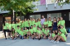 Azuverano 2018' despide la primera quincena de julio con cerca de 400 participantes