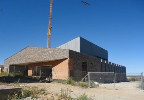 La presentación de ofertas para finalizar las obras del Centro de Salud de Alcolea del Pinar termina el 27 de julio