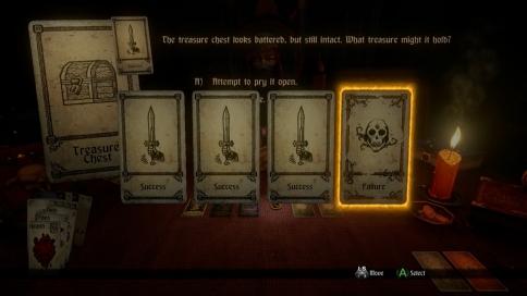 Un juego de Rol con un peculiar sistema de Cartas