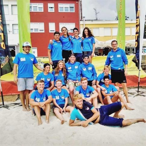 Los juveniles del Alcarreño, subcampeones de España
