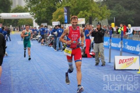 Dani Molina, de nuevo campeón de Europa