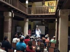El XIII Ciclo de Conferencias de Archivo de Sigüenza, en marcha