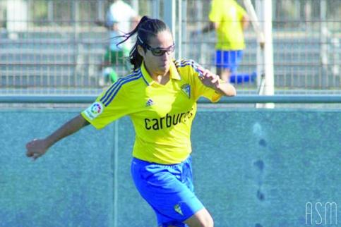 El Dínamo Guadalajara confirma la llegada de Rachael Figg y Marta Vidal