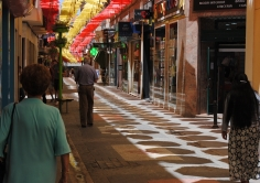 Castilla-La Mancha estará este viernes en riesgo importante por altas temperaturas