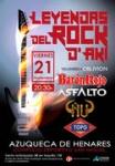 Entradas ya a la venta para el concierto 'Leyendas del Rock D'Akí