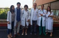La sección de Geriatría del Hospital gana un premio por un protocolo para ancianos con fractura de cadera