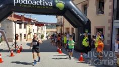 Más de doscientos atletas participan en la V Carrera Popular de Alcolea del PInar