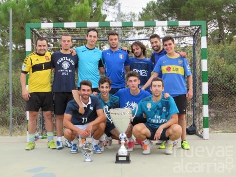 Villel de Mesa repite título en el Torneo de Ciruelos de Pinar
