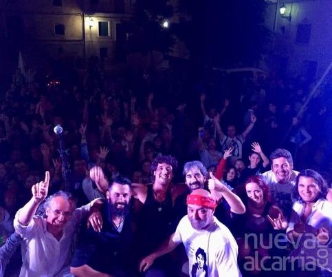 Más de 2.000 personas participaron en el Greetings from PeralejosBruce Springsteen Festival