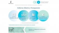 El Portal de Transparencia de CLM recibió casi 32.000 visitas durante los siete primeros meses del año