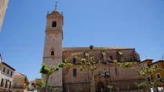 Roban 400 euros y tres sacras de bronce en la iglesia de Mondéjar