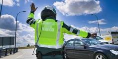 La Guardia Civil inmoviliza a 26 conductores por consumo de drogas y alcohol en las fiestas de Brihuega