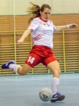 """La alcarreña Bea Torija arranca con """"mucha ilusión"""" su segunda temporada en el Leganés FS"""