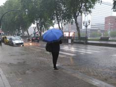 Guadalajara estará en riesgo de lluvias este martes