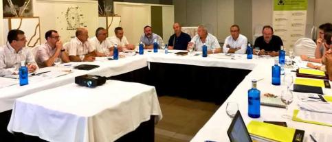El Consejo Intersectorial de Cooperativas Agro-alimentarias analiza la PAC 2021-2027
