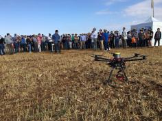 Más de 300 agricultores participan en la jornada sobre innovaciones en agricultura de precisión y cultivo de lavanda