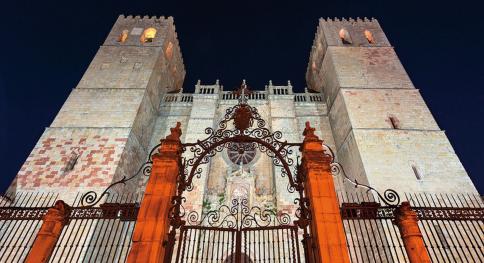 La Junta lleva este sábado a la catedral de Sigüenza la obra 'Cisneros. La línea de tiza'