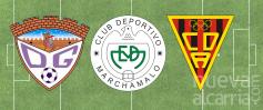 Marchamalo y Deportivo buscan el liderato en la cuarta jornada