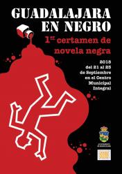 El viernes comienza el I Certamen de Novela 'Guadalajara en Negro'