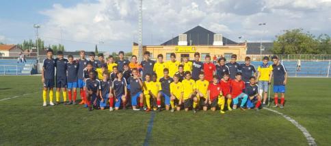 El Atlético de Madrid se lleva el Trofeo de Ferias de Salesianos