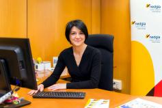 Raquel Vallejo, nueva directora de NEDGIA en Castilla-La Mancha