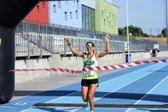 Nahuel Silio y Henar Fernández se llevan la segunda edición de los 10 kilómetros de Valdeluz