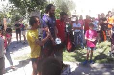 Daniel Recuero se impone en el V Campo a Través de Ocentejo