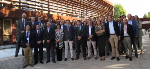 Guadalajara acoge la reunión anual de los CEEI nacionales