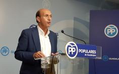 """Juan Pablo Sánchez: """"Con la elección de Núñez se ha reafirmado la fortaleza del PP"""""""