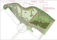 Proyectan un gran parque junto al arroyo del Vallejo de Azuqueca
