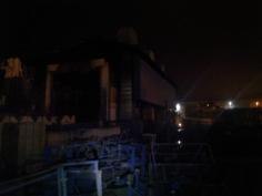 Incendio en una nave del polígono de Miralcampo de Azuqueca