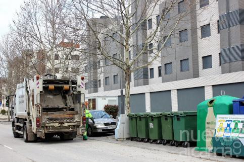 El Ayuntamiento de Yebes amplia la recogida de basura en Valdeluz a seis días semanales