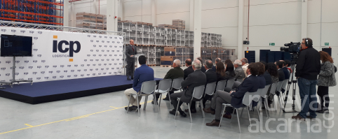 Más de 300 puestos de trabajo gracias a una nueva nave logística en el Corredor