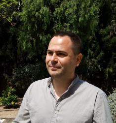 David Llorente presenta su candidatura a las primarias de Podemos CLM para conseguir un partido