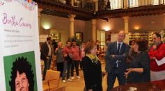 La Biblioteca de Guadalajara presenta el proyecto 'Defensoras: mujeres que transforman'