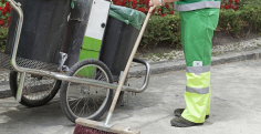 Anuncian movilizaciones en el sector de la limpieza en Guadalajara